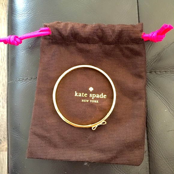 Kate Spade Bangle with dust bag